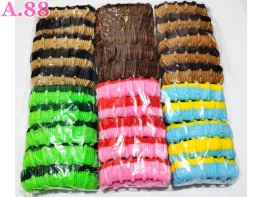 Donut Ulat Isi 30buah /bungkus (A-9519)